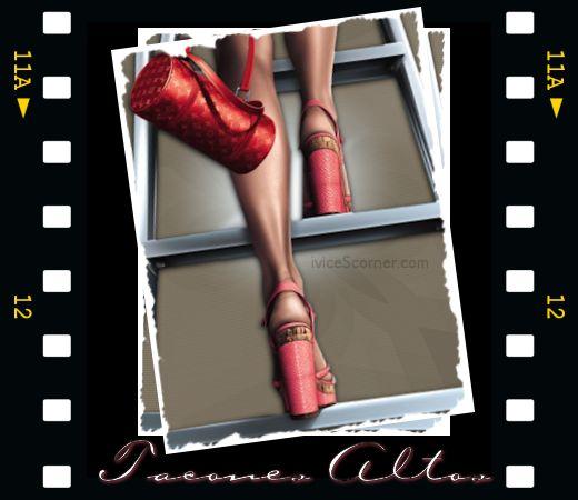 High heels ps9 tutorials